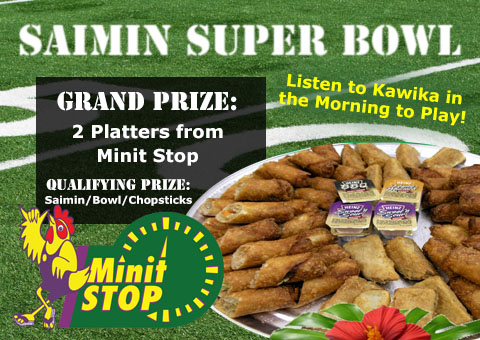 Minit Stop Game Day Platter