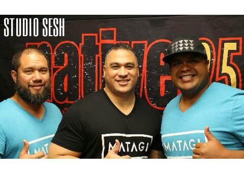 Native925 Studio Sesh: MATAGI