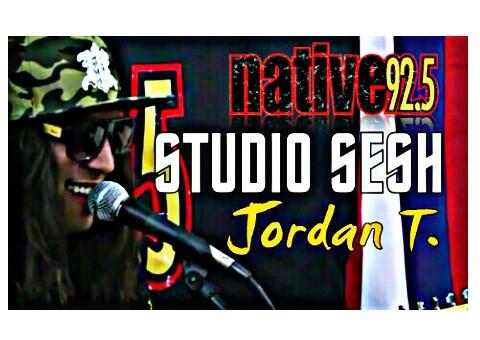 Studio Sesh- Jordan T