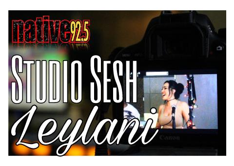 Native925 Studio Sesh: Leylani