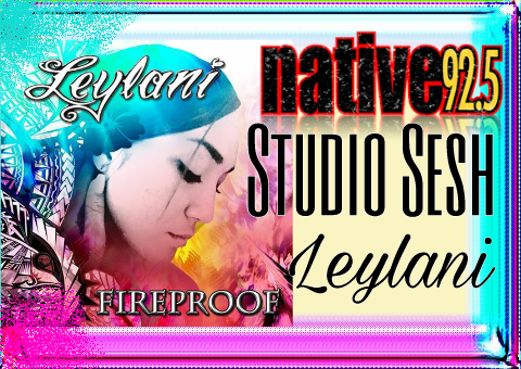 Native925 Studio Sesh: Leylani