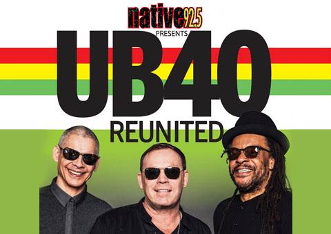 UB40 Reunited